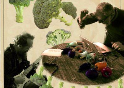 Ora Felice: cucina naturale di Gusto Zen e performance di Conciorto