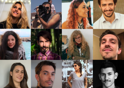Ecco il Social Media Team di #IF2018!